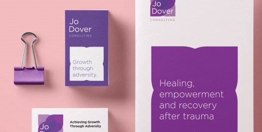 Jo Dover Consulting Brand and Web Design