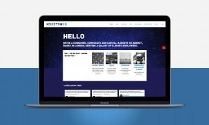 Houston PR Website Design and Build