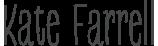 Kate Farrell Logo