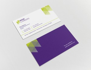 Now Careers Brand Identity Design